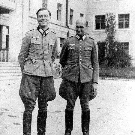 Colonel Klaus Schenk von