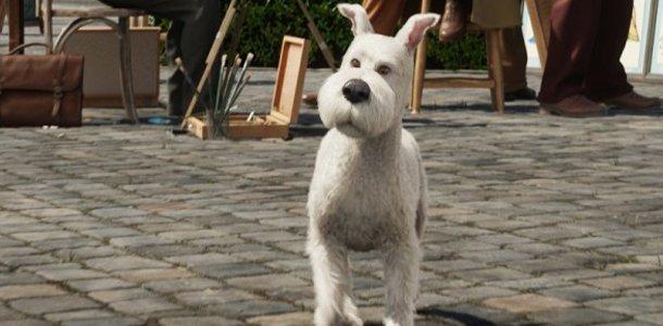 LES AVENTURES DE TINTIN : LE SECRET DE LA LICORNE - Fiche technique et résumé dans Fiche et critique du film Les-Aventures-de-Tintin-Milou