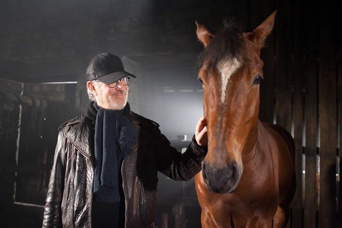 Cheval-de-Guerre-Steven-Spielberg-et-Finders-Key-sa-star-