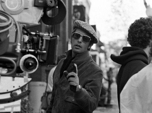 William-Friedkin-au-travail-sur-lExorciste1 dans Filmographie