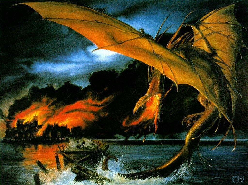 le-hobbit-un-voyage-inattendu-11-smaug-par-john-howe