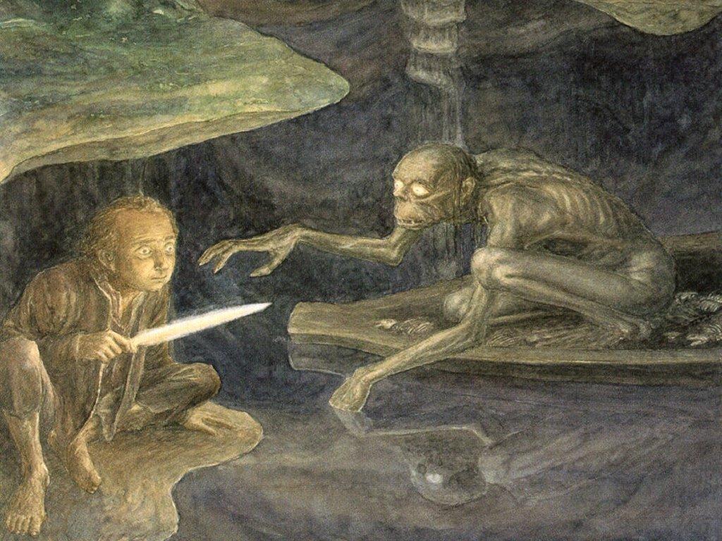 le-hobbit-un-voyage-inattendu-12-enigmes-dans-lobscurite-par-alan-lee