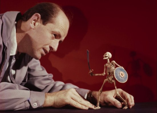 Maître des Titans - Ray Harryhausen (1920-2013) dans Filmographie ray-harryhausen-1920-2013