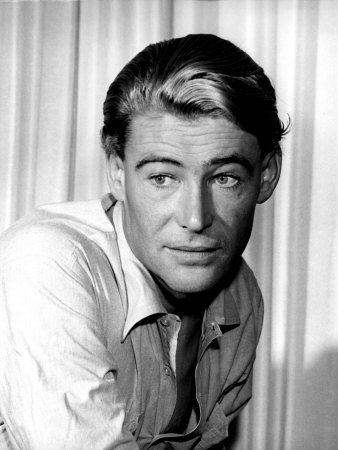 Peter OToole couple