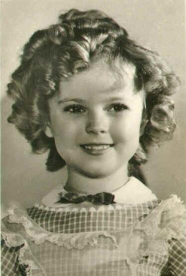 Aux héros oubliés 2014... Shirley Temple