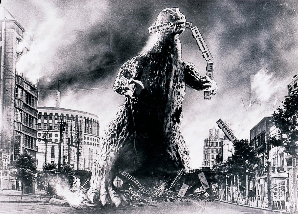 Godzilla birthday !