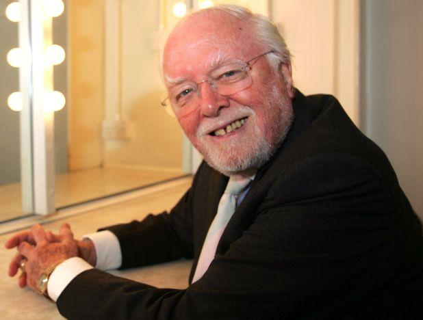 Aux héros oubliés 2014... Richard Attenborough