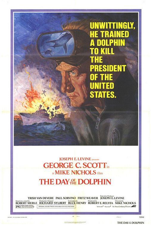 Mike Nichols - Le Jour du Dauphin