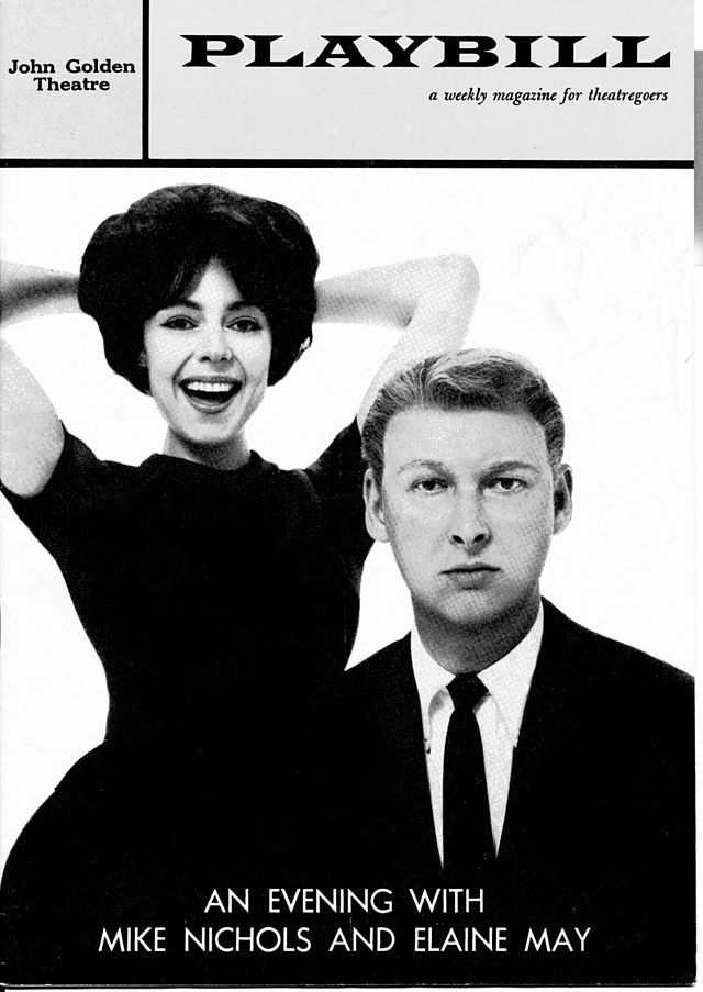 Mike Nichols - Nichols_and_May_-_1961
