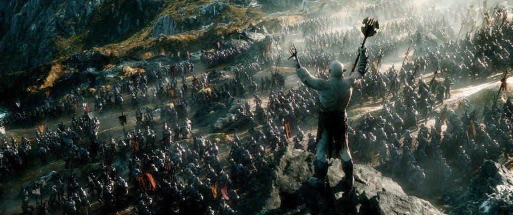 Le Hobbit - La Bataille des Cinq Armées 01