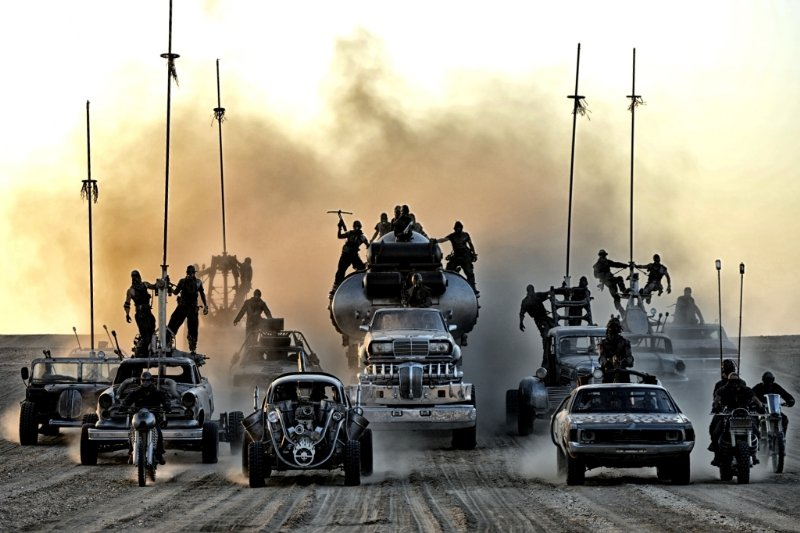 Mad Max Fury Road 84045
