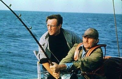 Jaws - Il est sous le bateau !