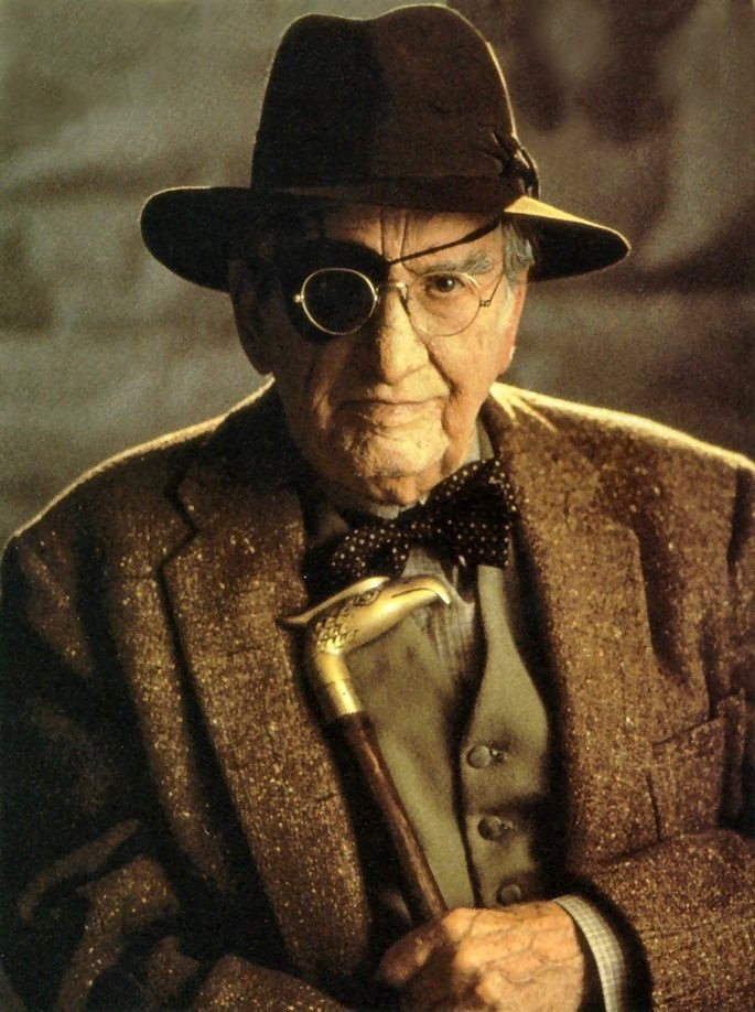 Indiana Jones 5 - George Hall, Indy old timer...